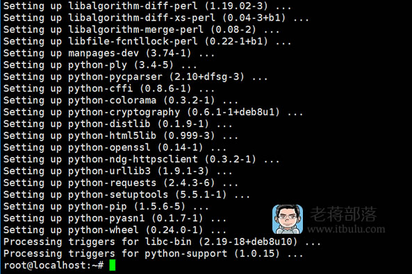 """解决Debian环境""""pip: command not found""""问题"""