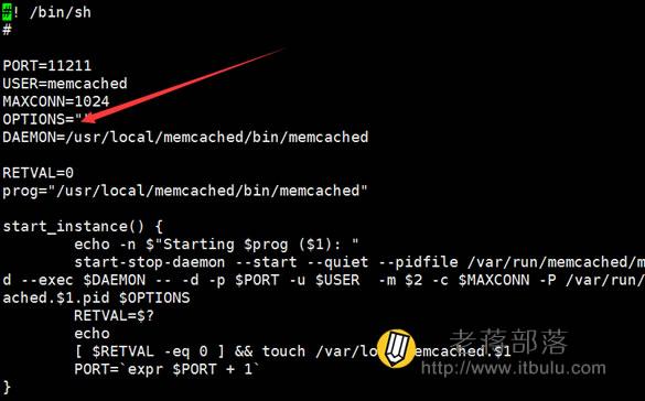 设置Memcached端口本地化