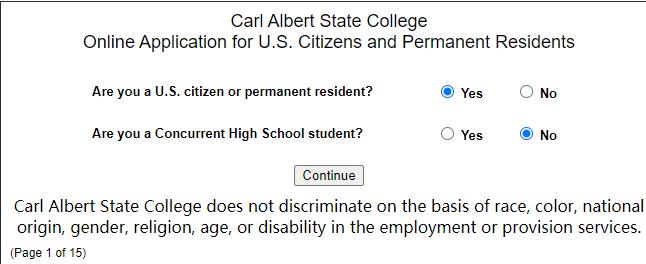 卡尔·阿尔伯特州立学院邮箱申请